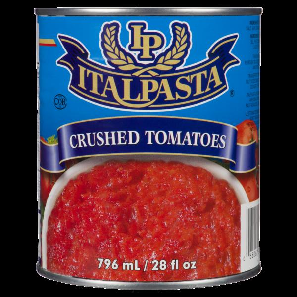 Italpasta - Canadian Crushed Tomatoes