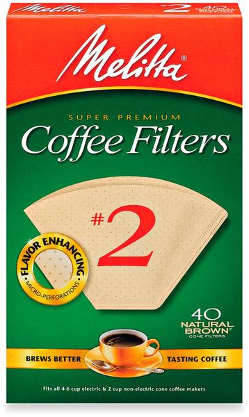 Melitta - Super Premium - #2 - Flavour Enhancing