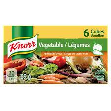 Knorr Boullion Cube - Vegetable