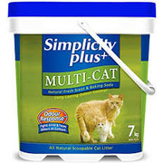 Simplicity Multi-Cat Litter (*)