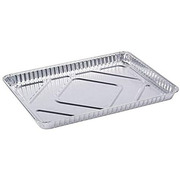 Signature Kitchen - Foil Cookie Tray 18""