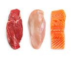 Frozen Meat and Fish