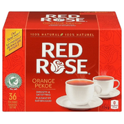 Red Rose - Tea Bags - Orange Pekoe - 36 Pack