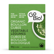 GoBio! - Vegetable Bouillon Cubes