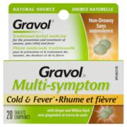 Gravol Multi Symptom