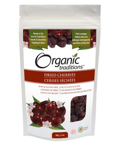 Organic Traditions - Dried Cherries