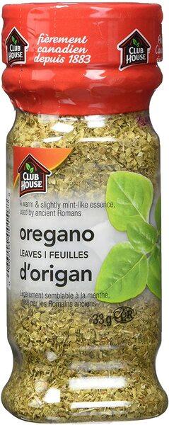 Club House - Oregano Leaves
