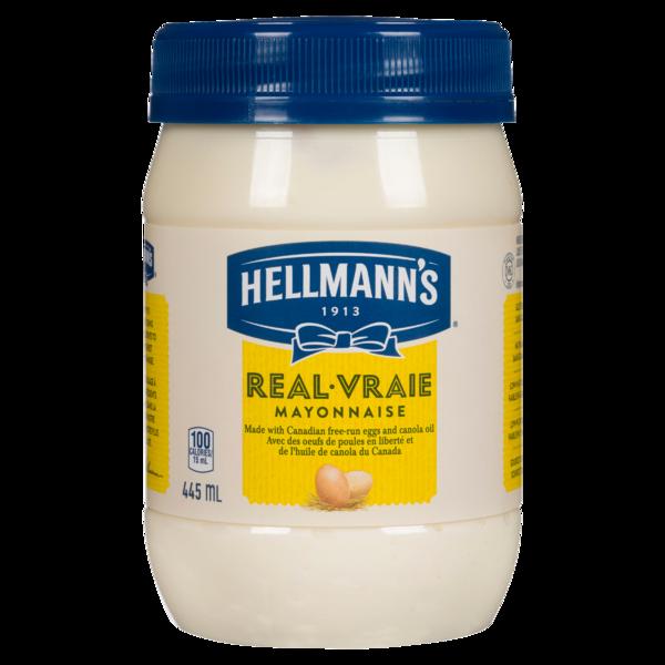Hellmanns - Mayonnaise Regular