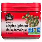 Club House - All Spice Ground Tin