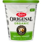 Astro - Original Balkan Yogourt - Organic