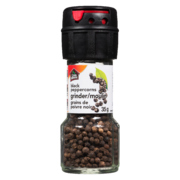 Club House Grinder- Black Peppercorn