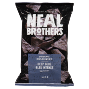 Neal Brothers - Tortillas - Deep Blue - Organic