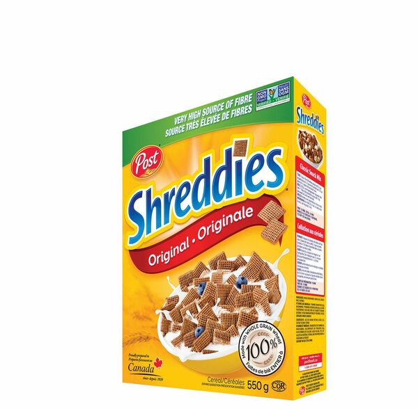 Post Cereal - Shreddies