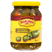 Old El Paso - Sliced Jalapenos