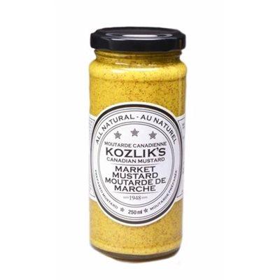 Market Mustard - Prepared