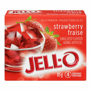 Jello Powder - Strawberry