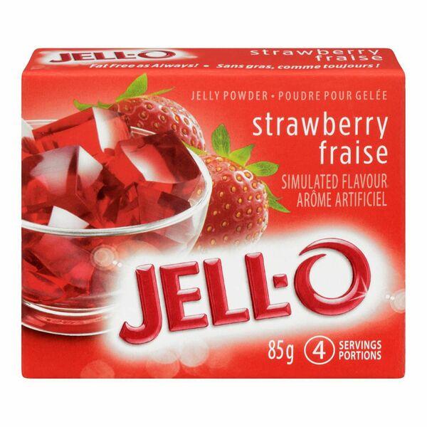 Jello Powder - Strawberry