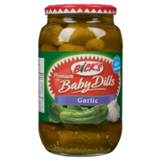 Bicks Baby Dills - Garlic