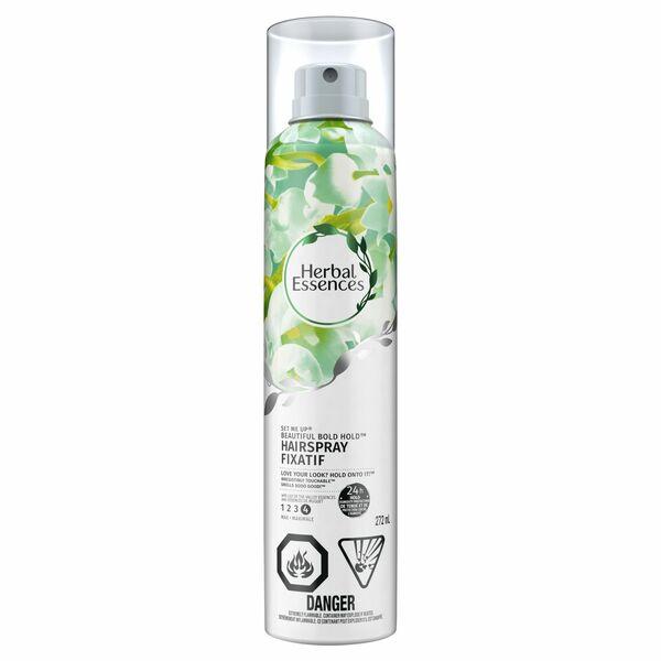 Herbal Essence Hair Spray - Max Hold