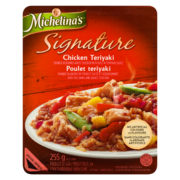 Michelinas Signature - Chicken Teriyaki