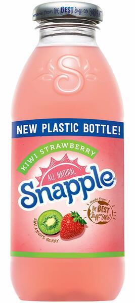 Snapple - Juice - Kiwi Strawberry - All Natural