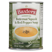 Baxters Soup - Butternut Squash and Red Pepper