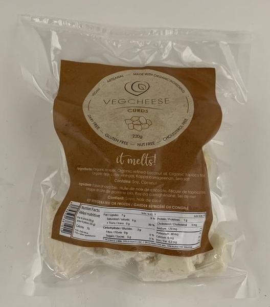 VEGCHEESE - Cheese Curds