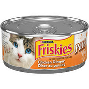 Friskies - Pate Chicken Dinner