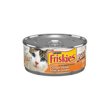 Friskies - Pate Chicken Dinner