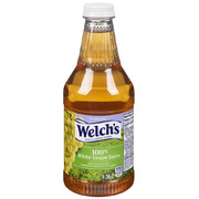 Welch's - 100% White Grape Juice