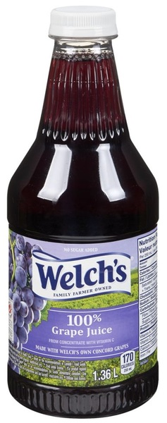 Welch's - 100% Grape Juice