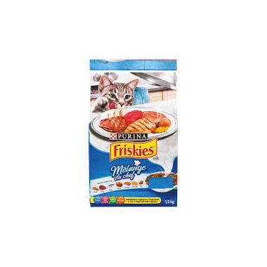 Friskies - Dry Chefs Blend