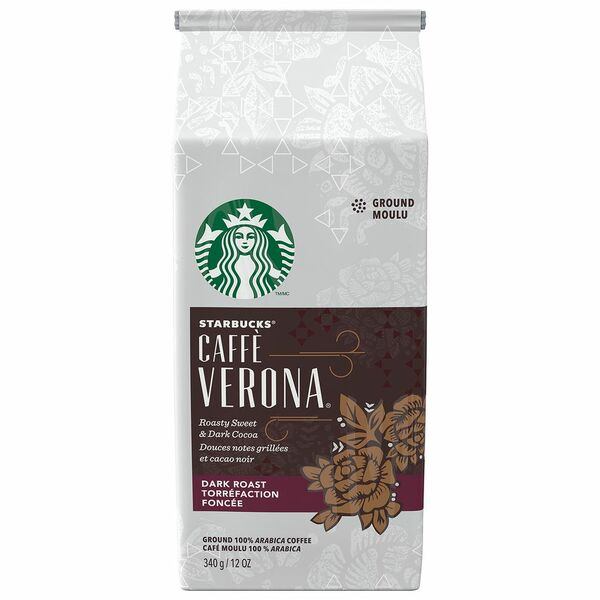 Starbucks - Caffè Verona - Roasty Sweet & Dark Cocoa