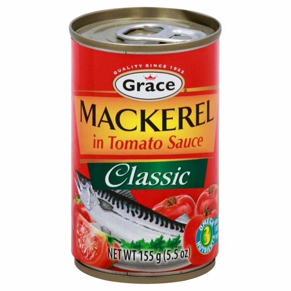 Grace - Mackarel in Tomato Sauce