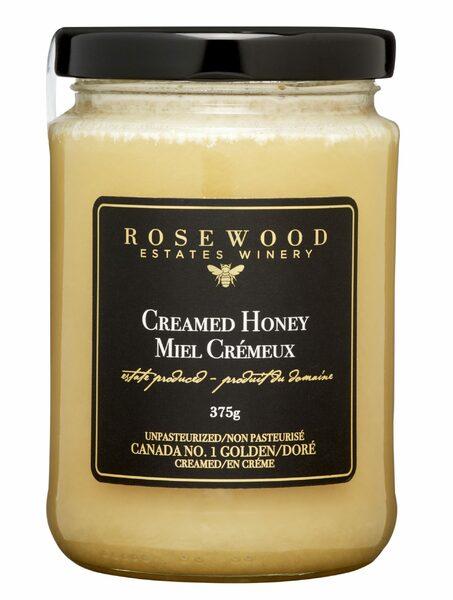 Creamed Honey - Unpasteurized
