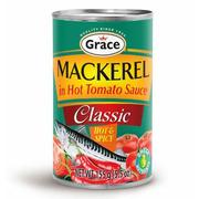 Grace - Mackarel in Hot Tomato Sauce