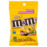 M & M - Peanut Cello Bag