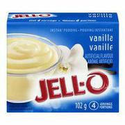 Jell-O Instant Pudding - Vanilla