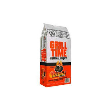 Grill Time - Charcoal Briquettes