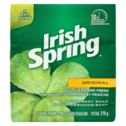 Irish Spring Soap - Original