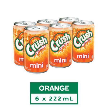 Crush Orange Mini