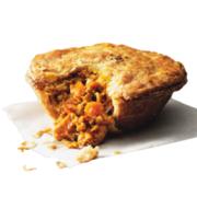 Butter Chicken Pie - The Pie Commission