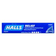 Halls - Regular