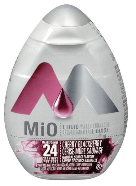 MiO - Liquid - Water Enhancer - Cherry Blackberry