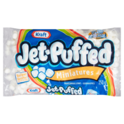 Kraft - Jet Puff - Mini Marshmallows