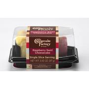 CCF - Raspberry Swirl Cheesecake