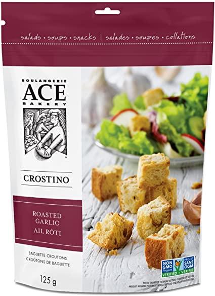 ACE Bakery - Roasted Garlic Crostino