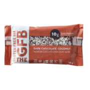The GFB - Gluten Free Bar - Dark Chocolate Coconut