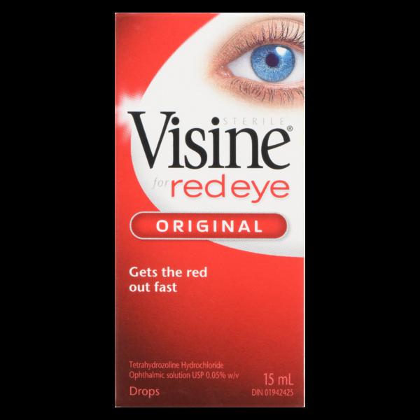 Visine Eye Drops - Original