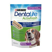Purina Dentalife Activfresh Mini Dog Treats